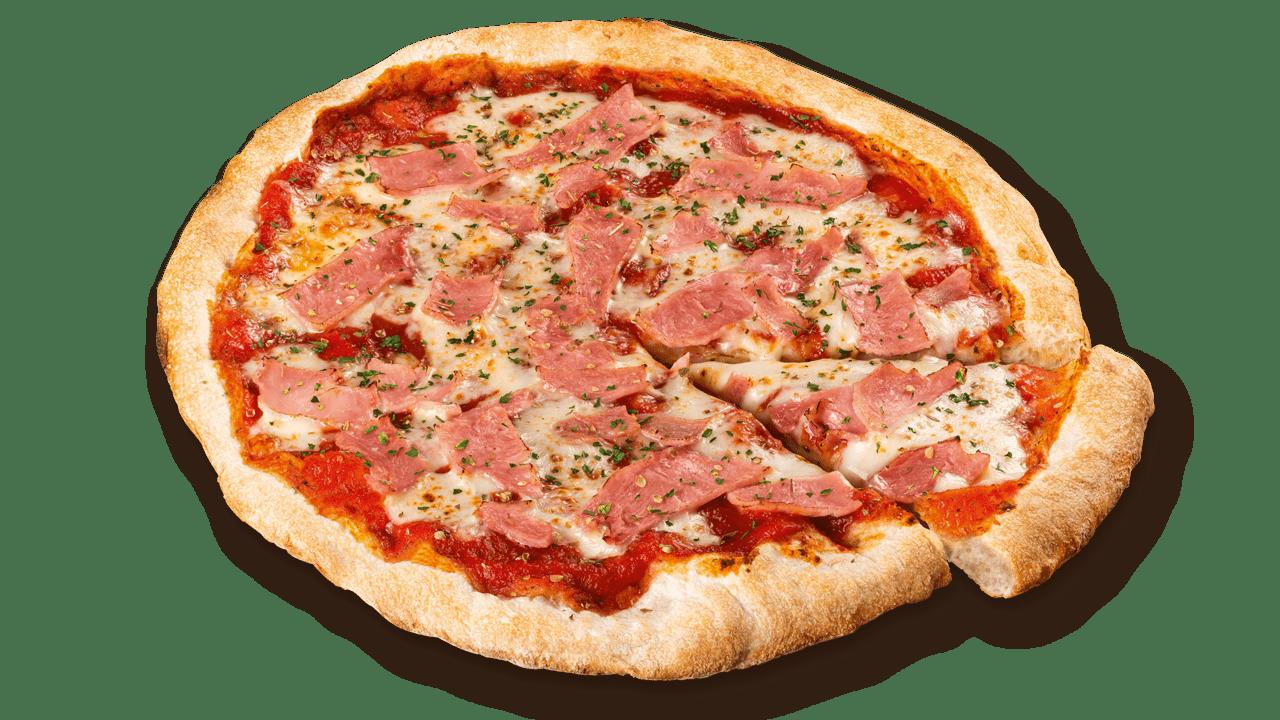 Steinofenpizza Prosciutto